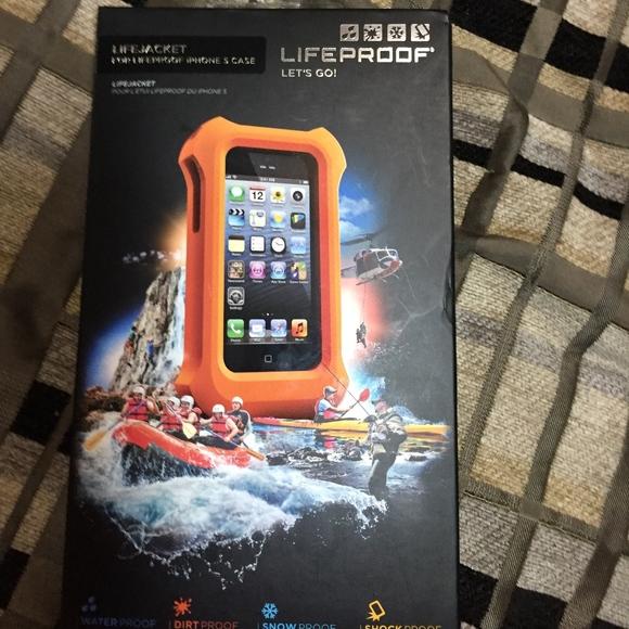 the latest 16e1d 28dab LIFE PROOF I PHONE LIFE JACKET NWT
